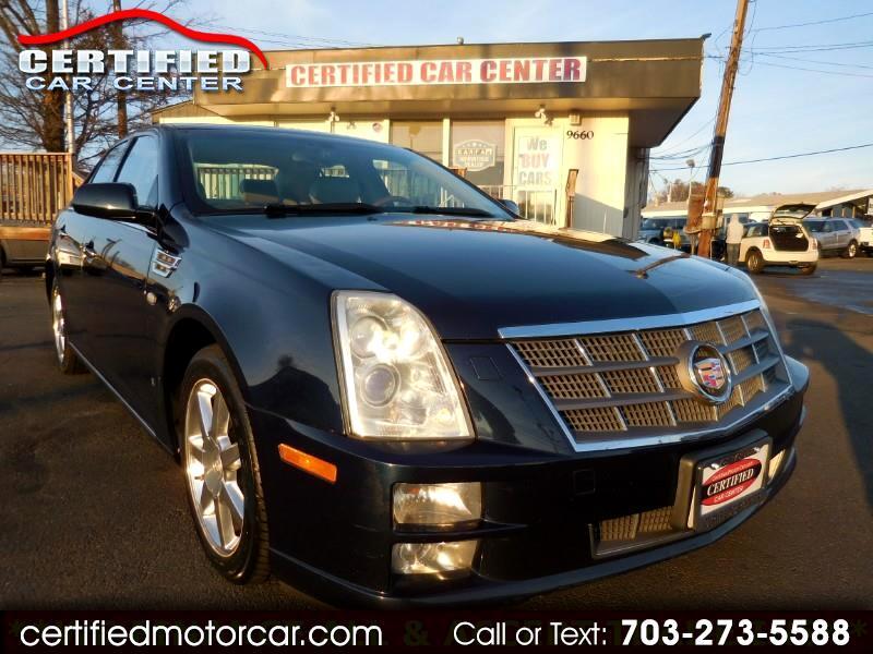 2008 Cadillac STS 4dr Sdn V6 AWD w/1SB
