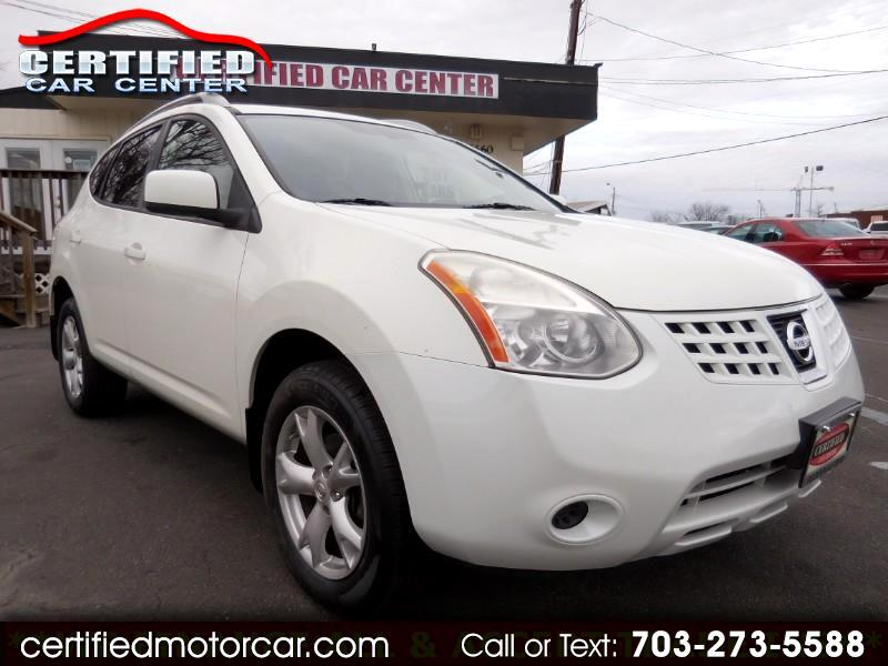 2008 Nissan Rogue FWD 4dr SL