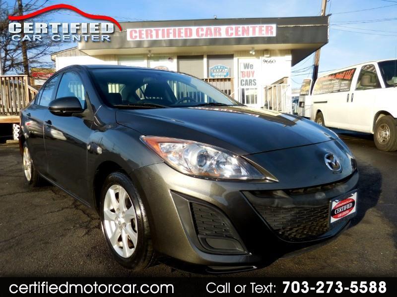 2010 Mazda MAZDA3 4dr Sdn Auto i Touring