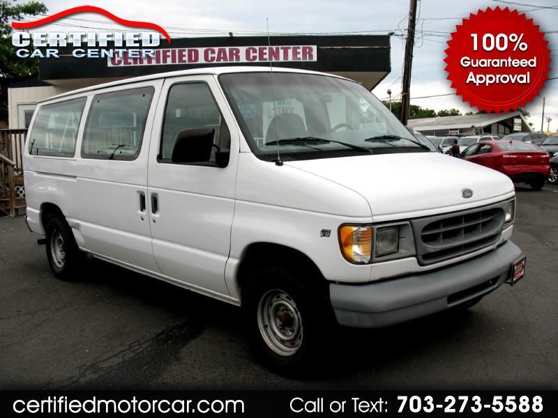 1999 Ford Econoline Wagon E-150 XL