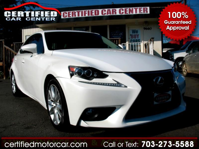 2014 Lexus IS 250 Sport