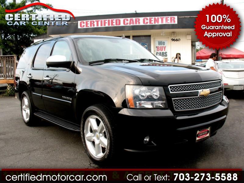 2008 Chevrolet Tahoe 4WD 4dr 1500 LTZ