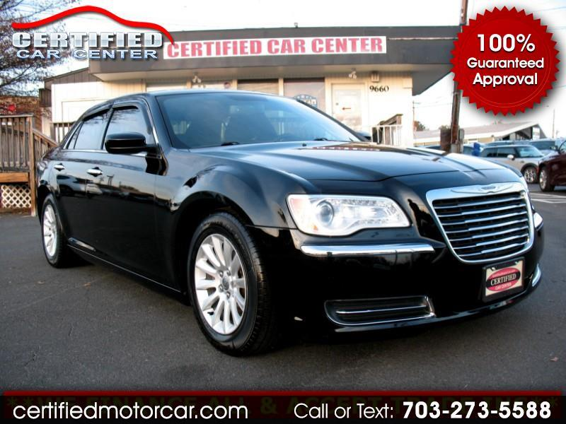 2012 Chrysler 300 V6