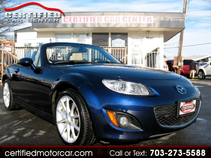 Mazda MX-5 Miata 2dr Conv Man Grand Touring 2010