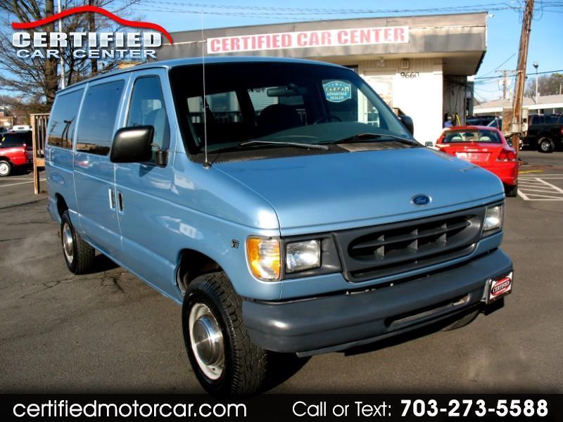 """Ford Club Wagon HD Reg 138"""" WB XLT 1998"""