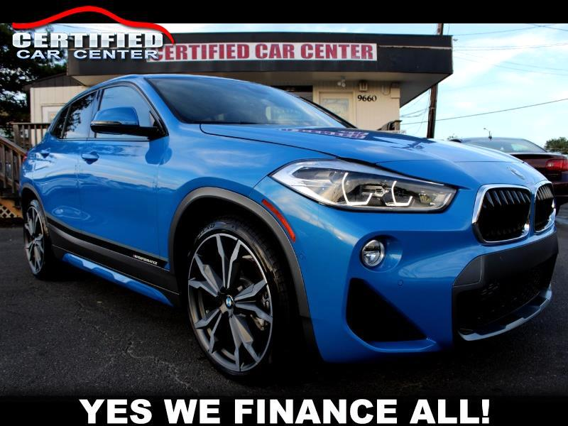 BMW X2 xDrive28i Sports Activity Vehicle 2018
