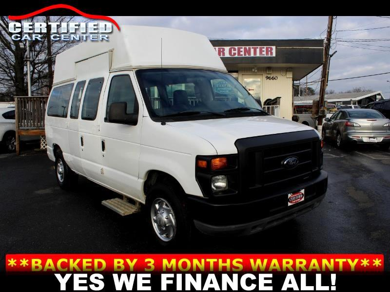 Ford Econoline Cargo Van E-250 Recreational 2010