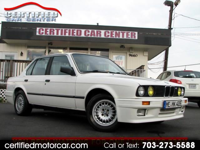 1987 BMW 3-Series 325E automatic