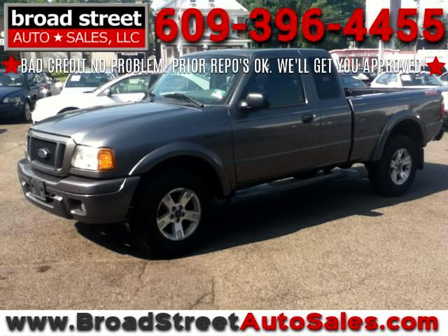 "2005 Ford Ranger 2dr Supercab 126"" WB Edge 4WD"