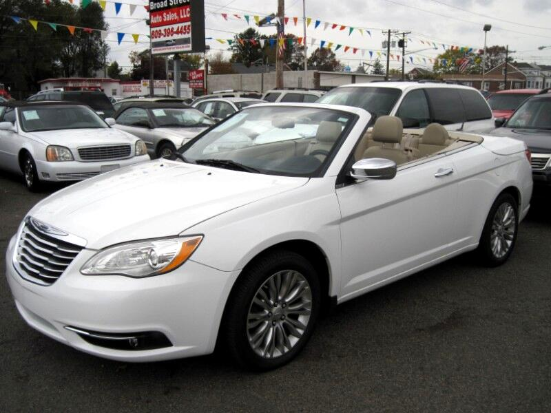 2011 Chrysler 200 2dr Conv Limited