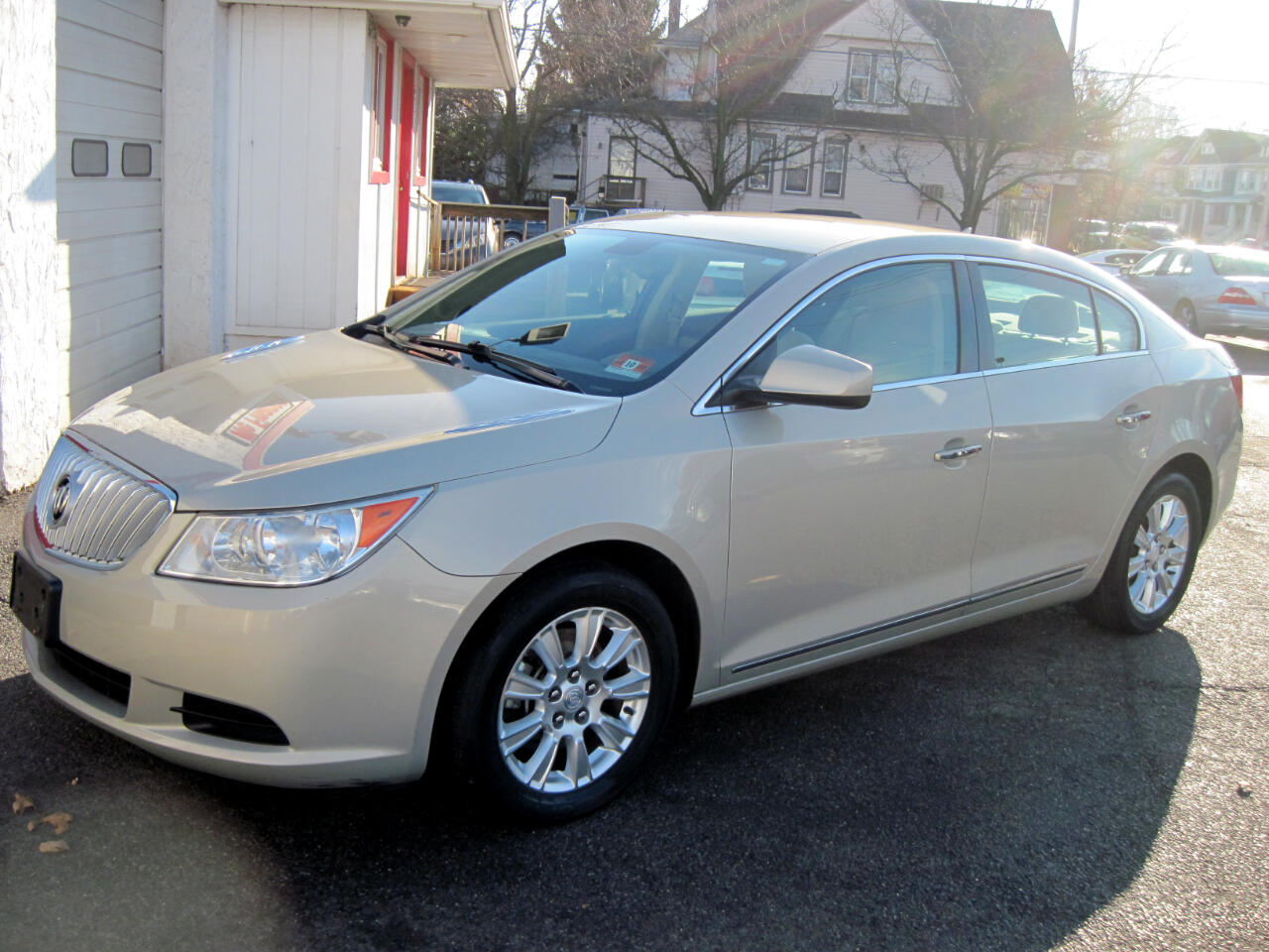 2012 Buick LaCrosse 4dr Sdn Convenience FWD