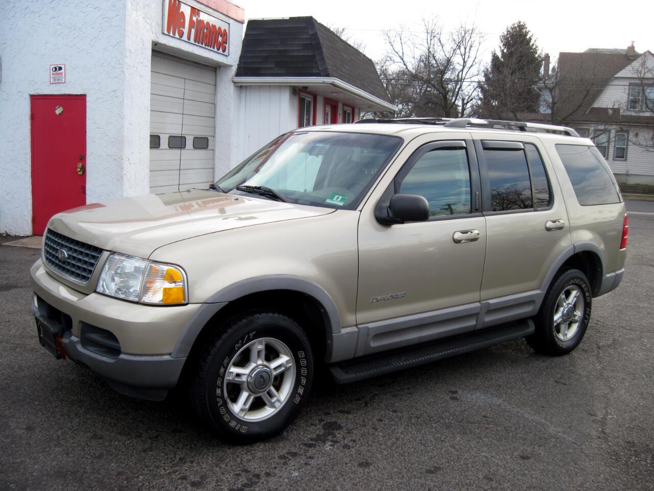 """2002 Ford Explorer 4dr 114"""" WB XLT 4WD"""