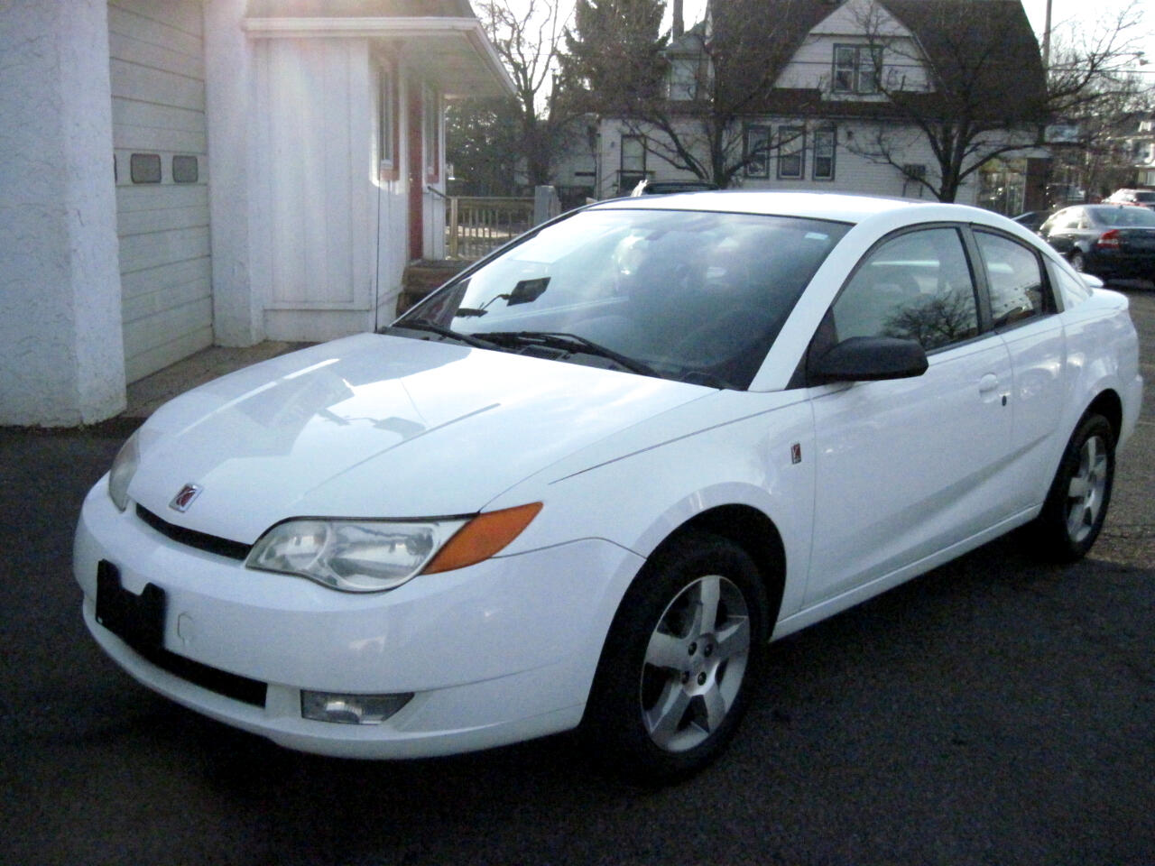 2007 Saturn ION 4dr Quad Cpe Auto ION 3 *Ltd Avail*