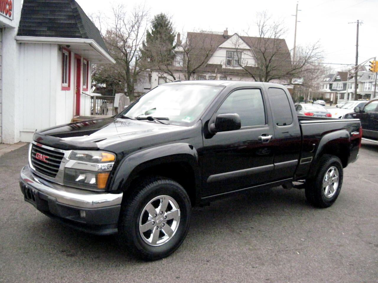 2012 GMC Canyon 4WD Ext Cab SLE2