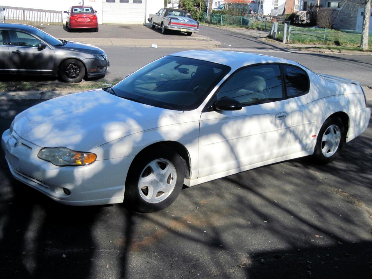 2004 Chevrolet Monte Carlo 2dr Cpe SS