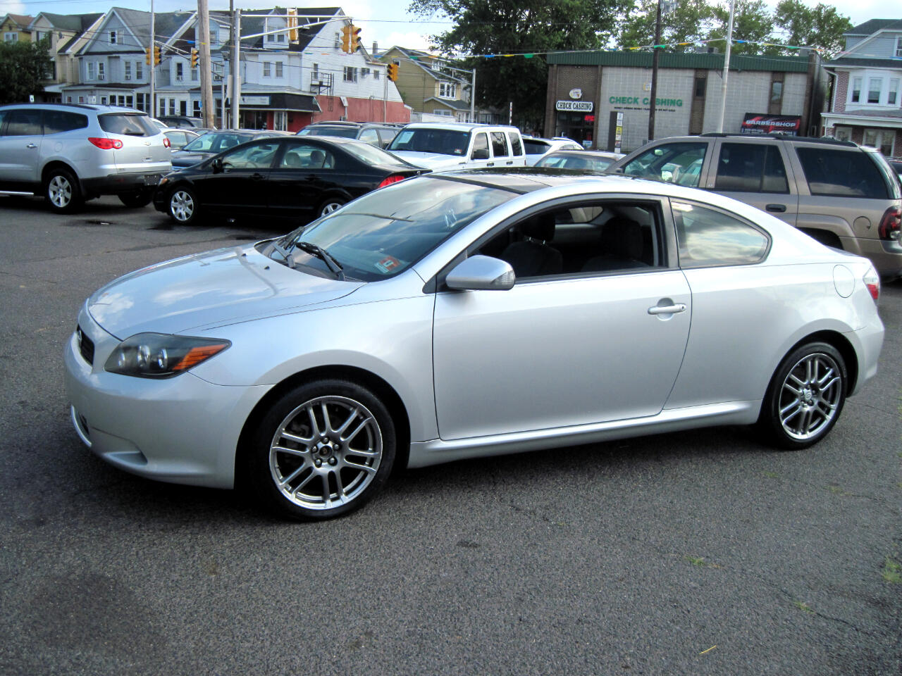 2010 Scion tC 2dr HB Man (Natl)