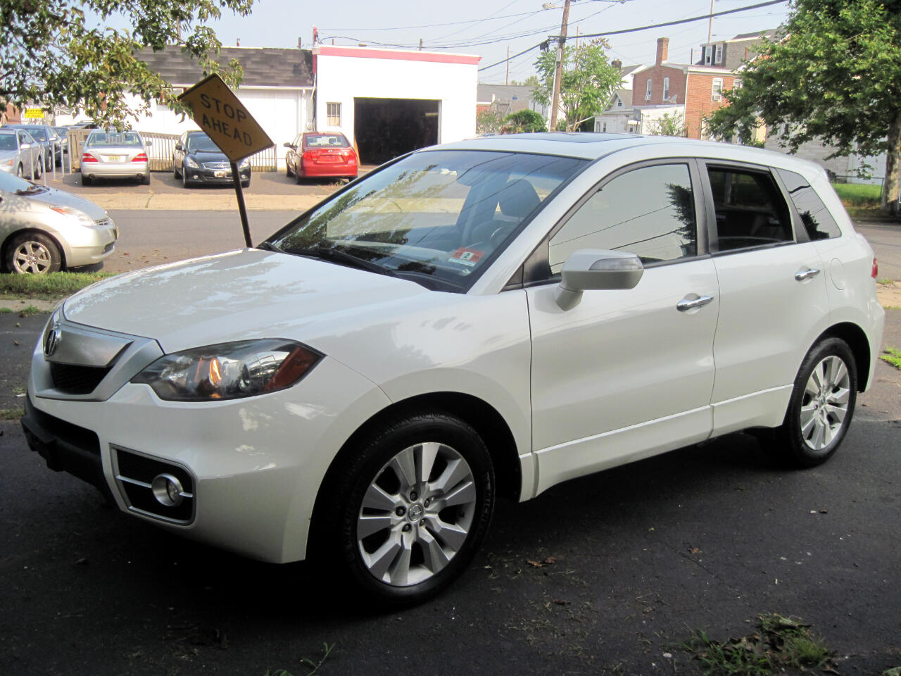 2011 Acura RDX AWD 4dr Tech Pkg