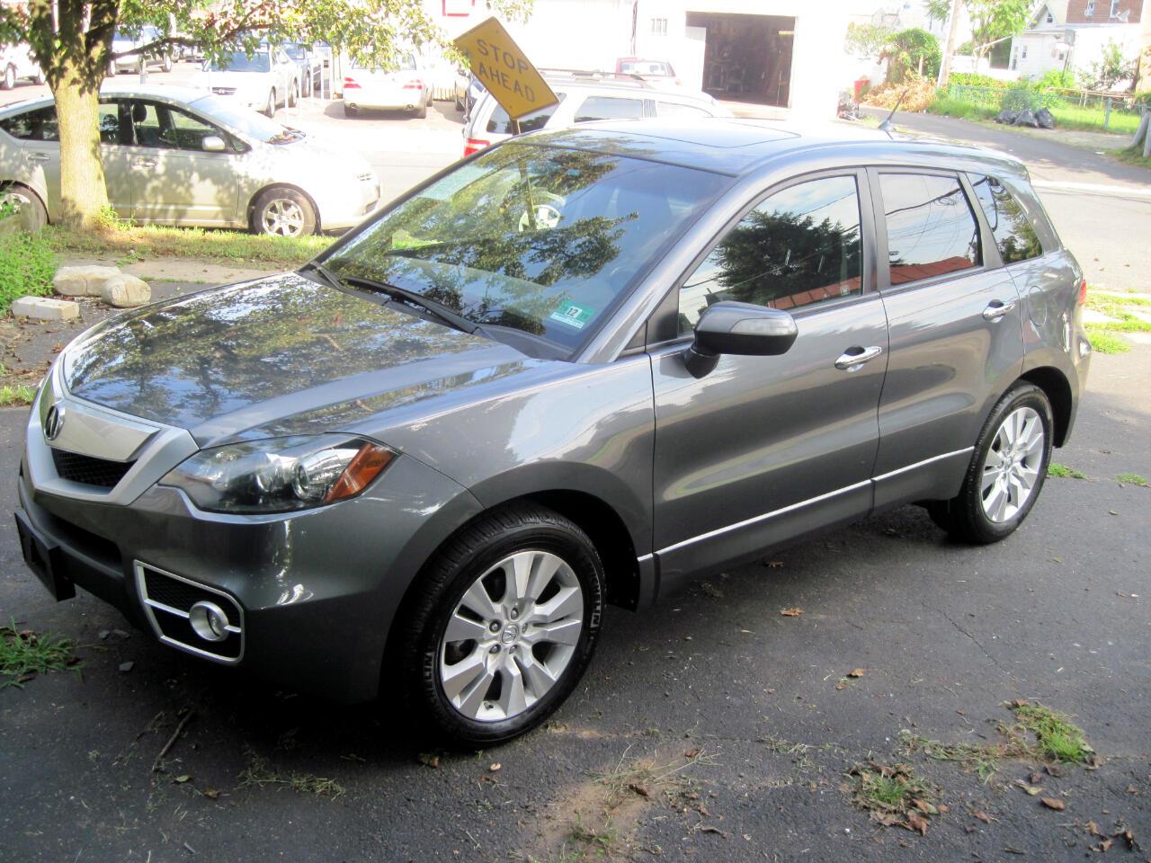 2011 Acura RDX AWD 4dr