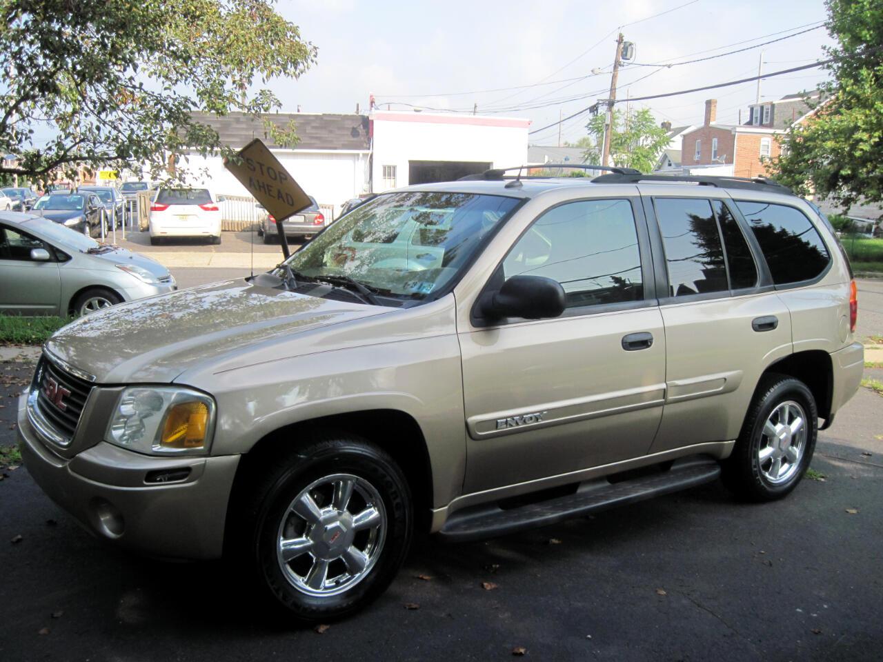 GMC Envoy 4dr 4WD SLE 2004