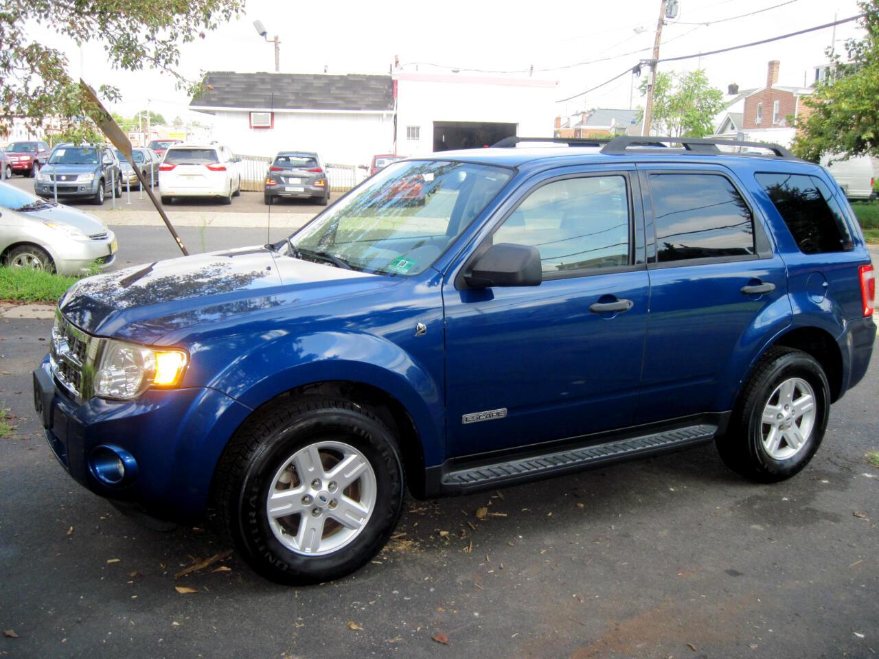 2008 Ford Escape 4WD 4dr I4 CVT Hybrid