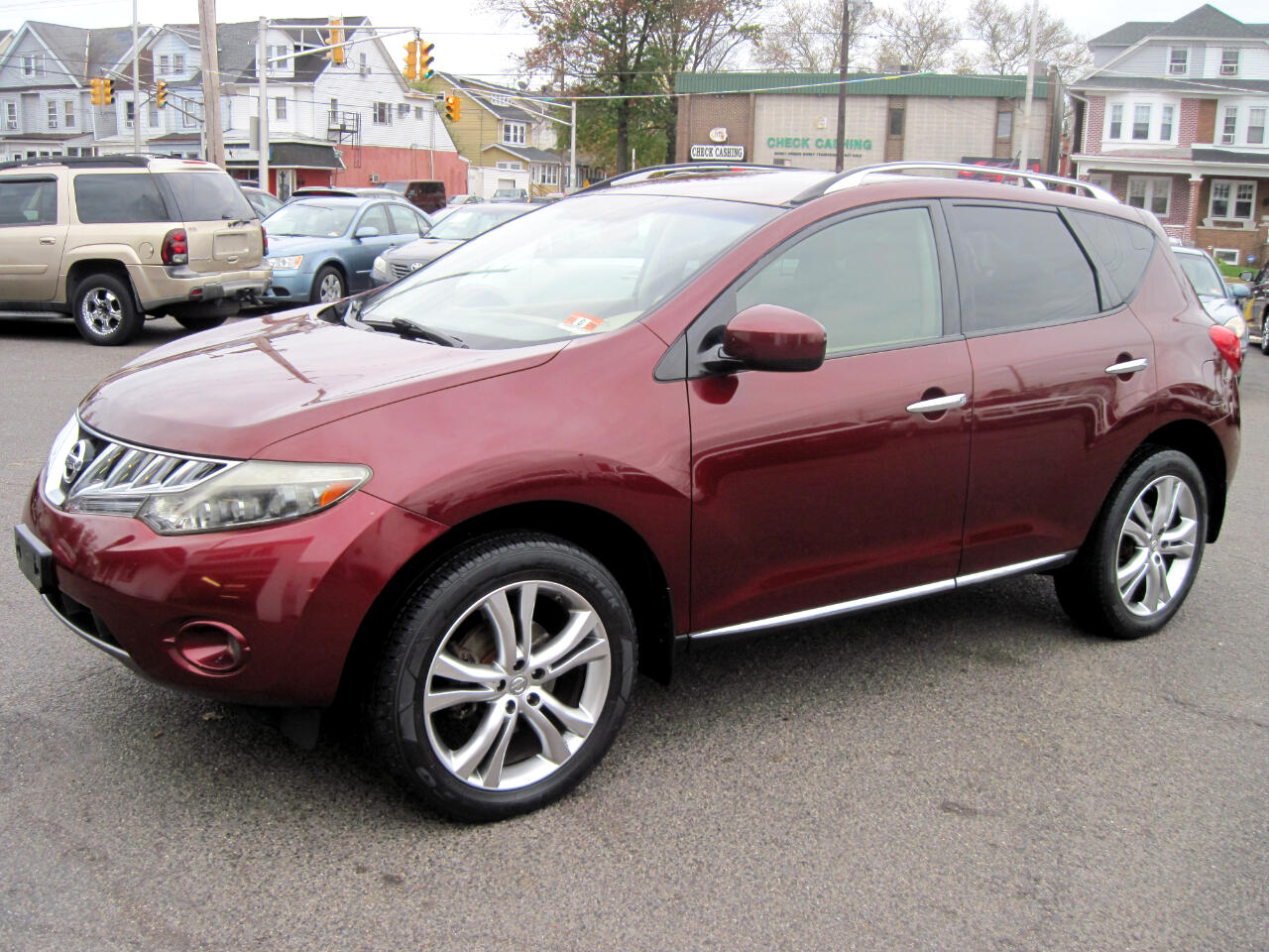 2009 Nissan Murano AWD 4dr LE