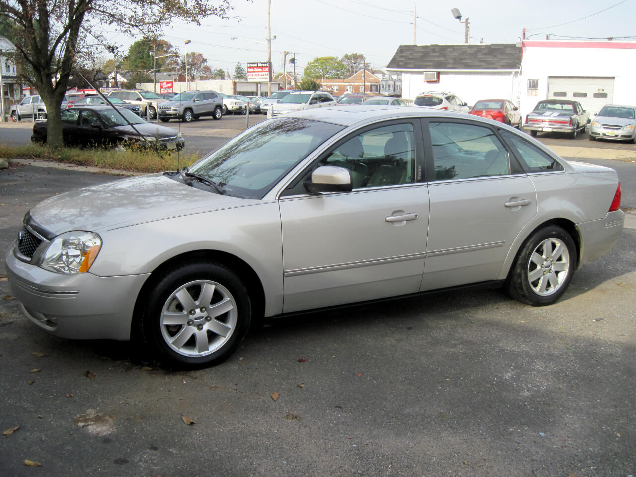 2006 Ford Five Hundred 4dr Sdn SEL AWD
