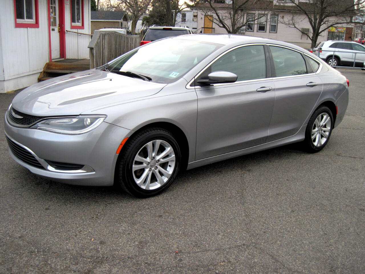 Chrysler 200 4dr Sdn Limited FWD 2015
