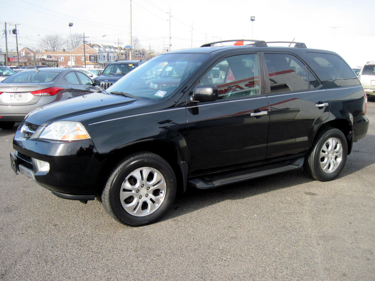 Acura MDX 4dr SUV Touring Pkg 2003