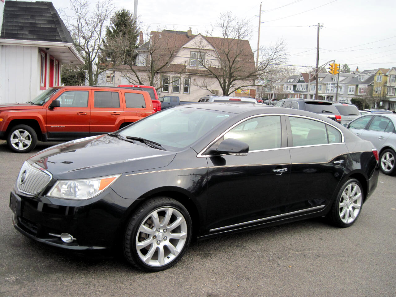 Buick LaCrosse 4dr Sdn CXS 2011