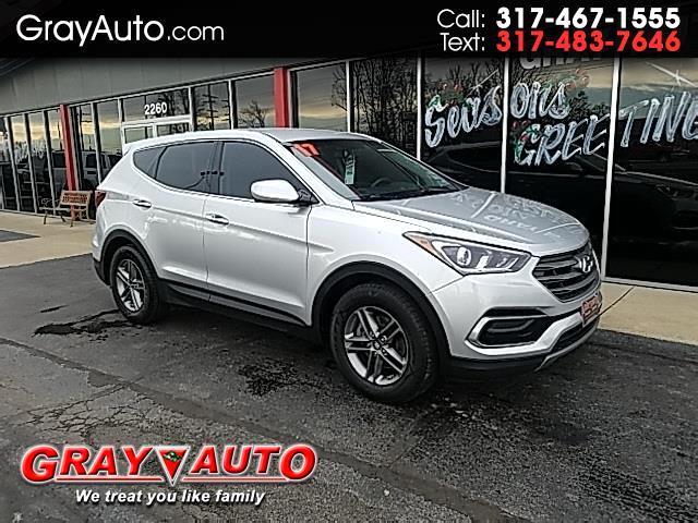 2017 Hyundai Santa Fe Sport 2.4 Base