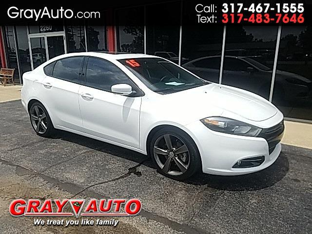 2015 Dodge Dart Limited/GT