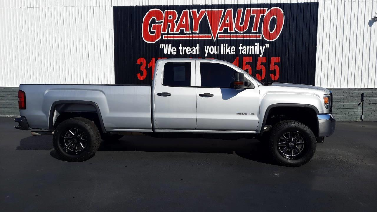 """GMC Sierra 2500HD available WiFi 4WD Double Cab 158.1"""" 2015"""