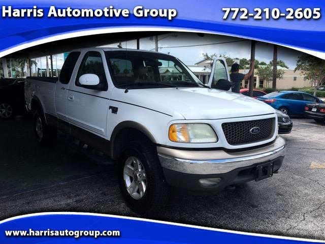 2003 Ford F-150 4WD SuperCab 133