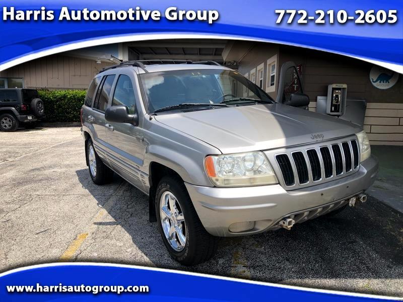 2001 Jeep Grand Cherokee 2WD 4dr Laredo