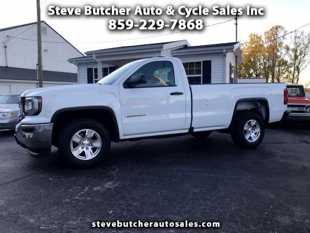 GMC Sierra 1500 Base Long Box 2WD 2017