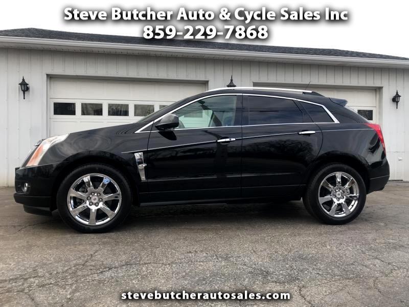 Cadillac SRX Premium Collection AWD 2011