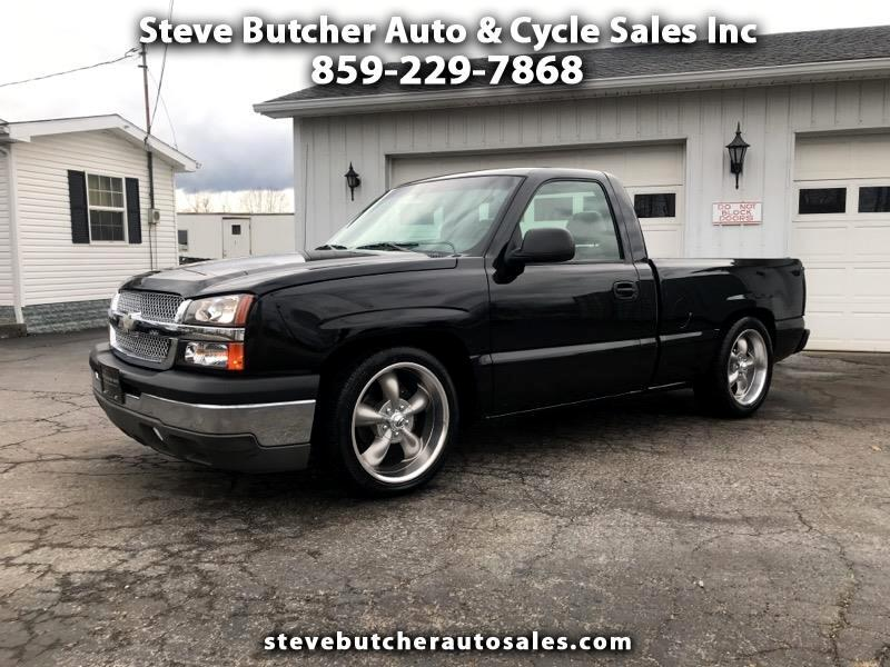Chevrolet Silverado 1500 Short Bed 2WD 2004