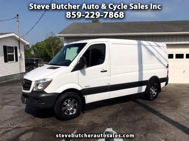 2014 Mercedes-Benz Sprinter Cargo Vans 2500 144""