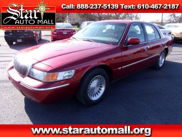 2000 Mercury Grand Marquis LS Premium