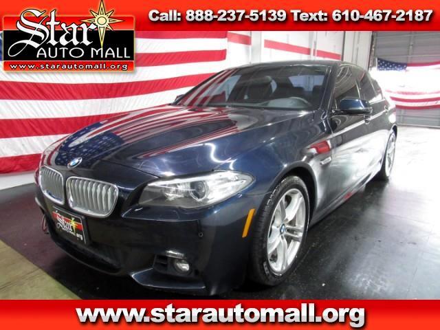 2014 BMW 5-Series ActiveHybrid 5