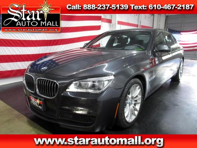 2015 BMW 7-Series 740Li xDrive