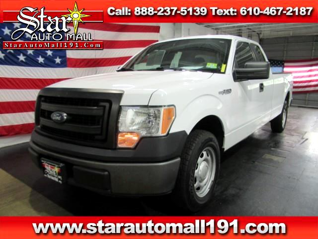 2013 Ford F-150 XL Extended Cab