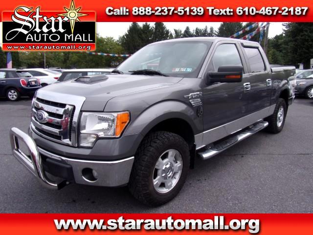 2010 Ford F-150 Supercrew 4WD