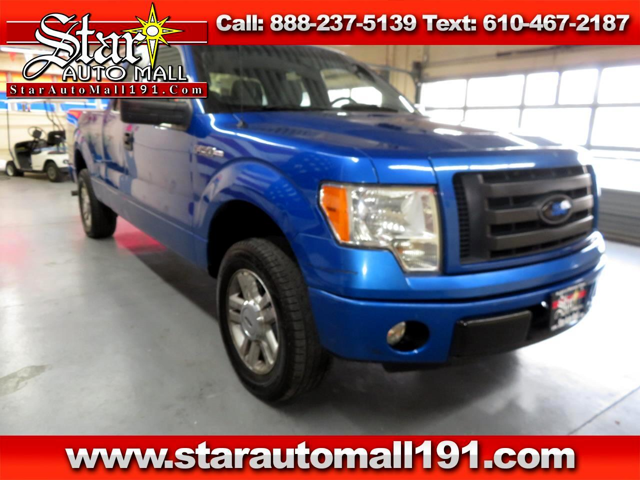 2011 Ford F-150 STX SuperCab 2WD