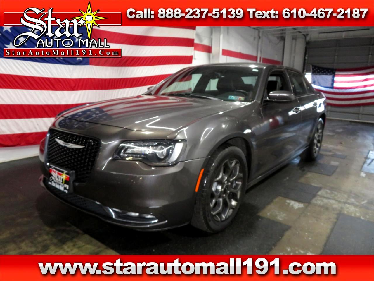 2016 Chrysler 300 S V6