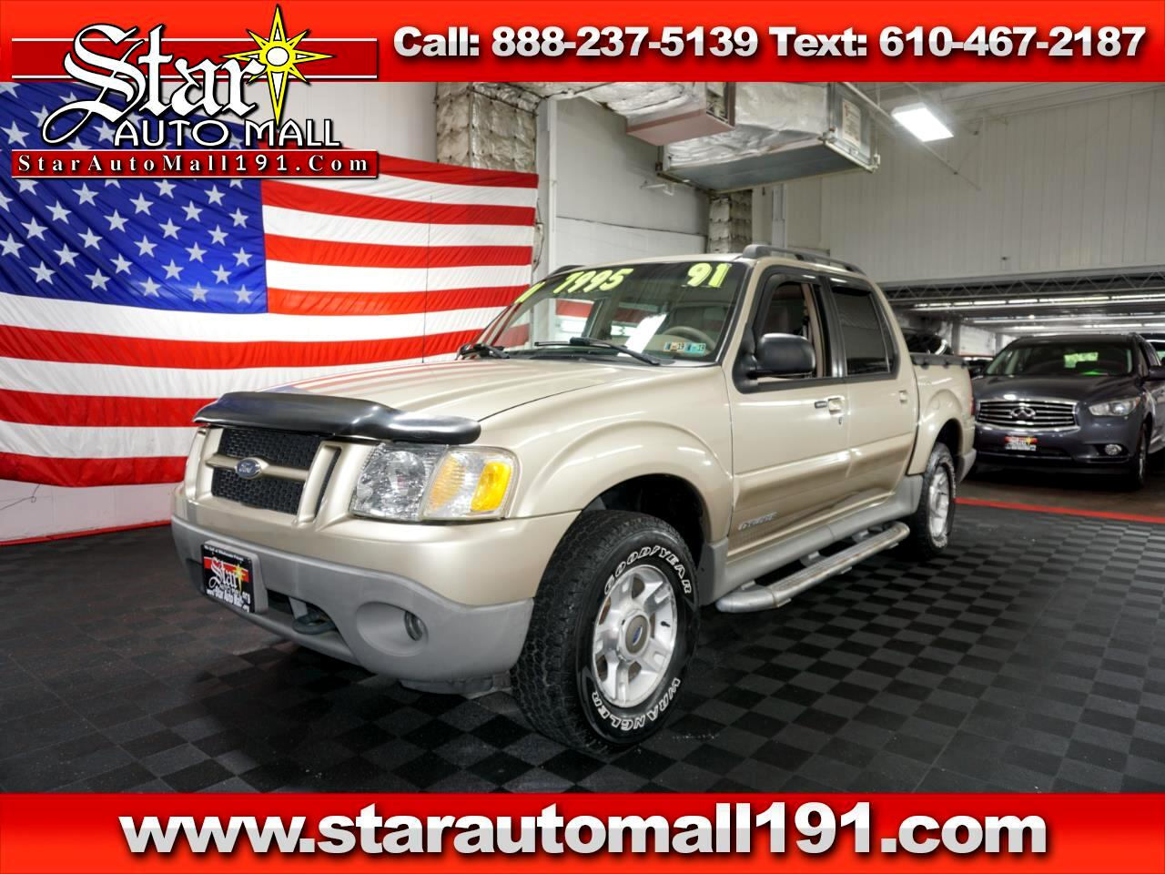 2001 Ford Explorer Sport Trac 4dr 126