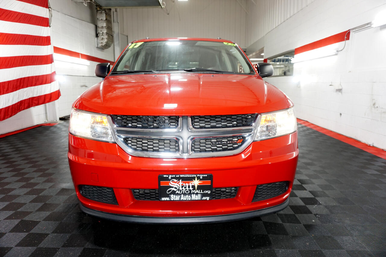 2017 Dodge Journey SE