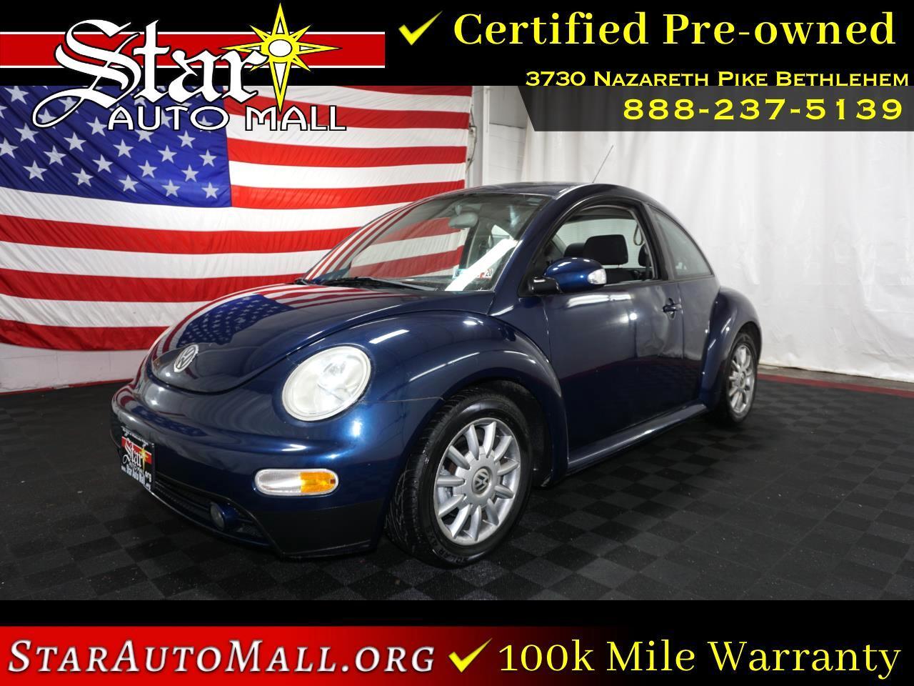 2004 Volkswagen Beetle GLS
