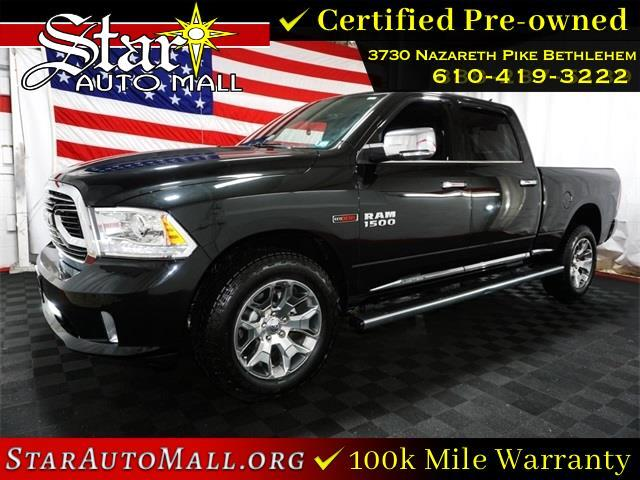 "RAM 1500 Limited 4x4 Crew Cab 6'4"" Box *Ltd Avail* 2018"