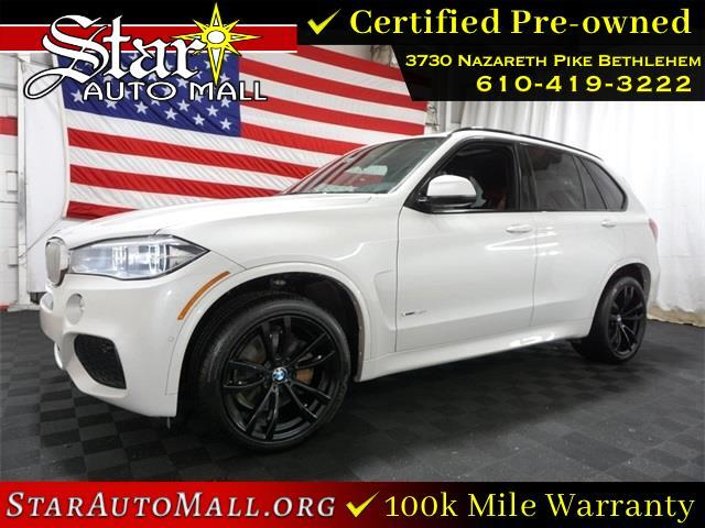 BMW X5 xDrive50i Sports Activity Vehicle 2017